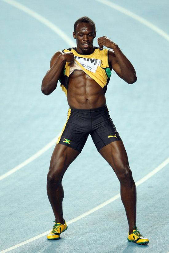 I 30 migliori corpi di Londra 2012 secondo OutSport