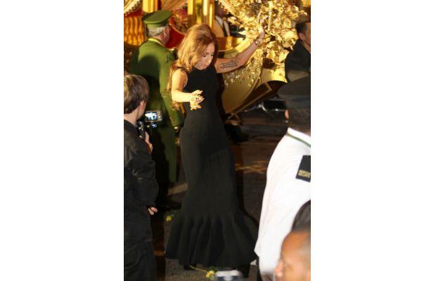 Ultima Gaga-follia: una carrozza d'oro per andare da Harrods