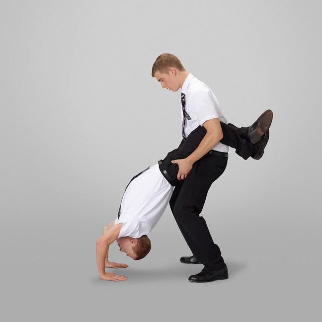 Il kamasutra gay dei mormoni