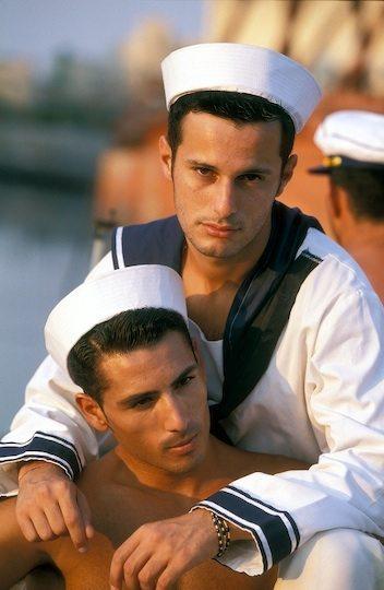 marinaio gay sesso
