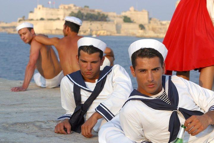 I marinai di John McRae
