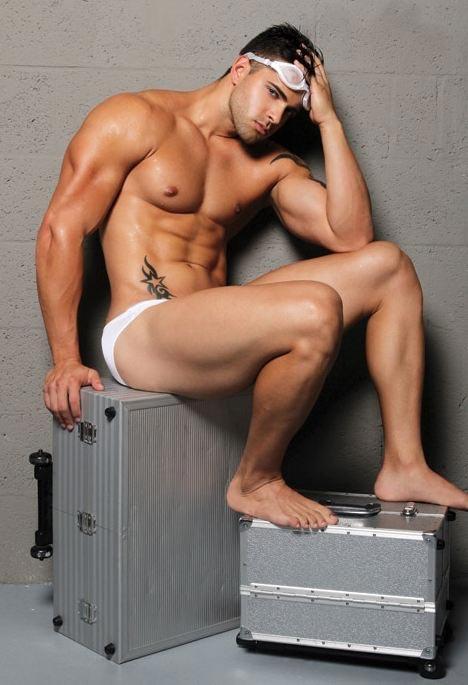 Yadier Rodriguez sulla copertina di DNA Magazine