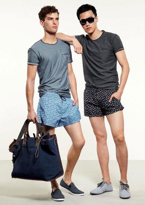 In palestra con Dolce & Gabbana: la collezione Gym spring-summer 2013