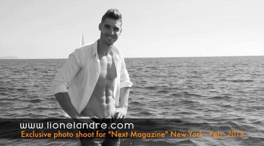 Arnaud Salivet riscalda l'inverno di New York dalle pagine di Next