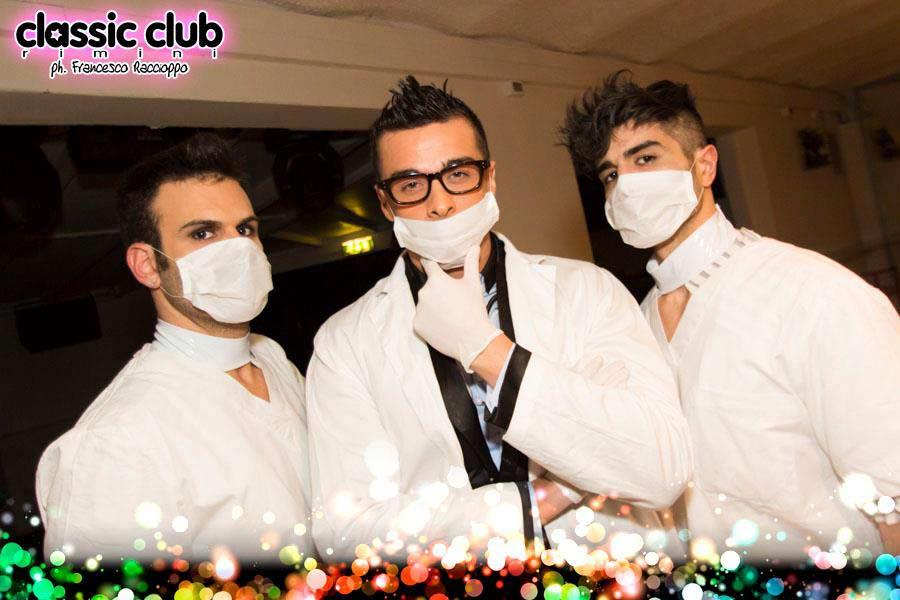 Schyzophonia, la clinica più pazza d'Italia fa tappa a Rimini