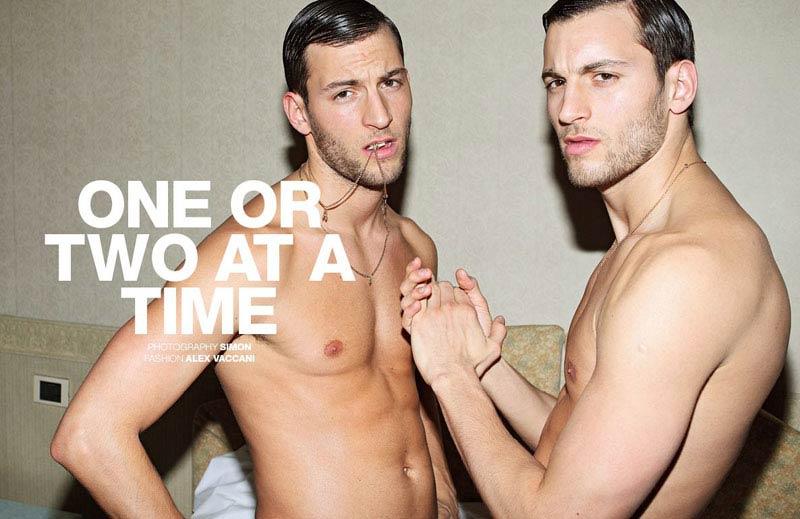 I gemelli Sampaio: meglio uno o due per volta?