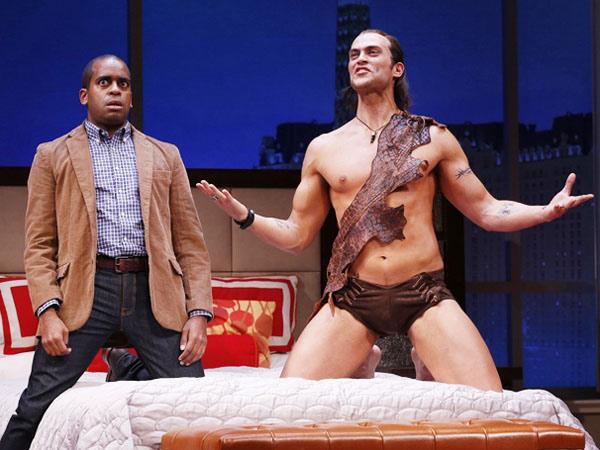 I migliori 10 ragazzi di Broadway in mutande