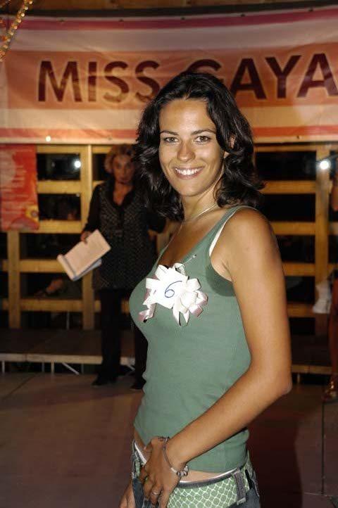 Miss Gaya 2007 - la vincitrice
