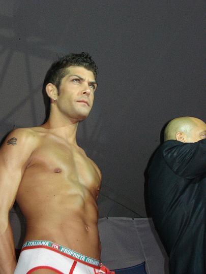 Mister Gay 2007 - Il concorso
