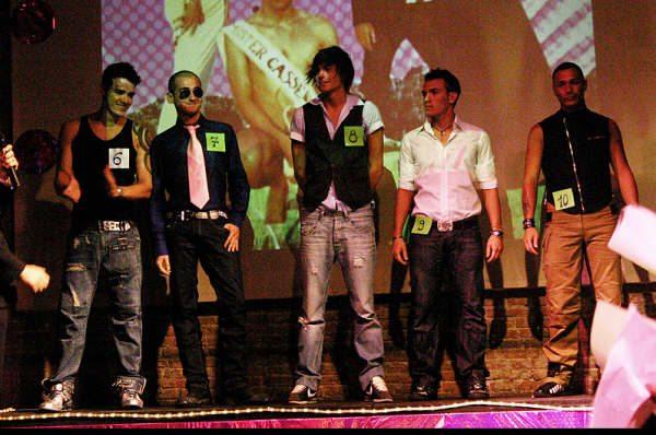 Mr Gay Cassero 2007