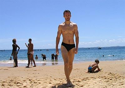 Le spiagge di Ipanema