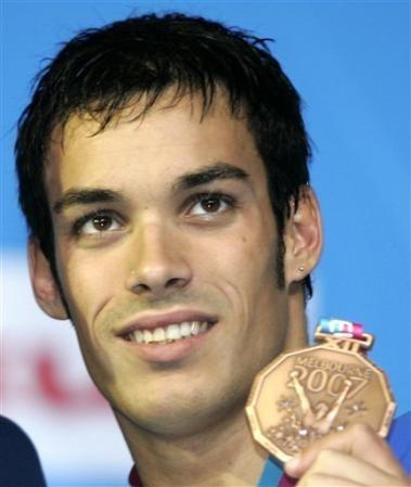 Luca Marin, il bello del nuoto