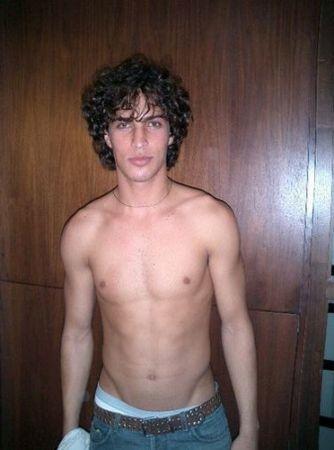 Sanremo 2009 - Thyago Alves