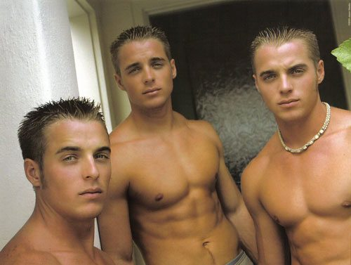 I tre gemelli Karshner