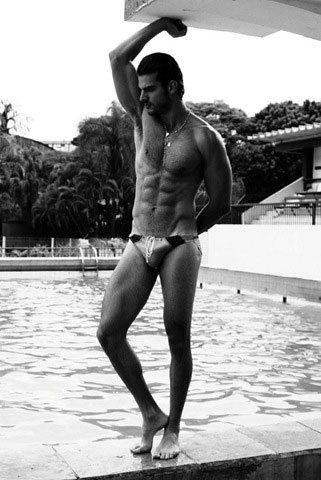 Junior Ferreira, Speedo brasiliano