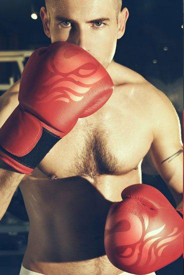 La boxe secondo Exterface