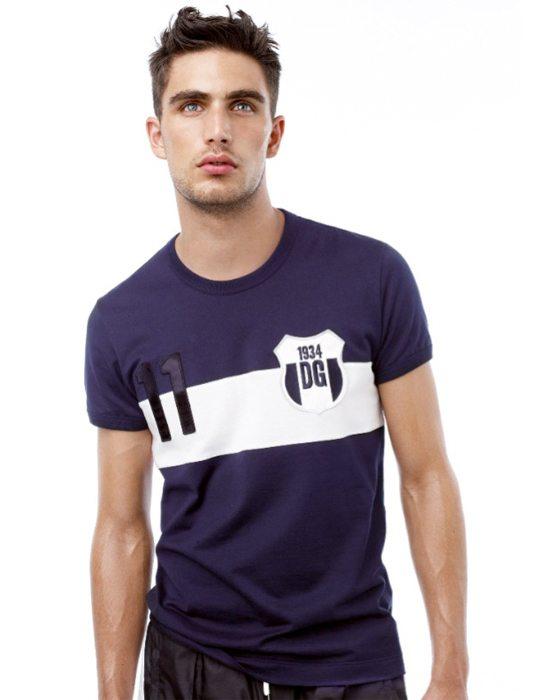 Moda uomo 2009: la collezione Gym di Dolce & Gabbana