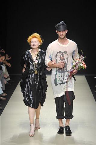 Milano - Vivienne Westwood P-E 08-09