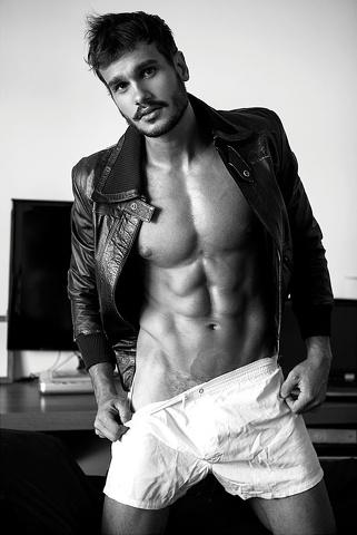 João Victor, la nuova bellezza del fotografo Didio