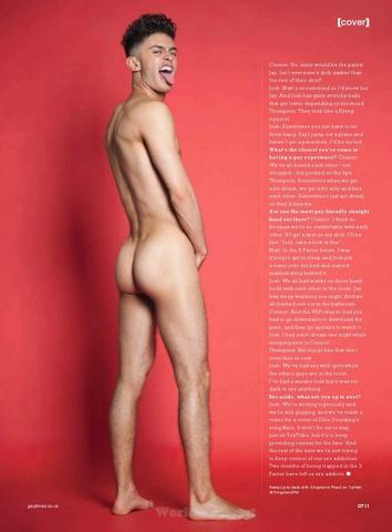 Kingslans Road: da X Factor agli scatti nudi per Gay Times