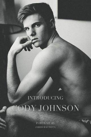 Nuovi volti tra i modelli: Cody Johnson
