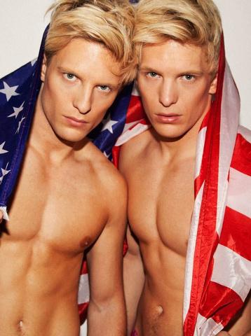Jon e Mark Norris, i gemelli inglesi che spopolano in Australia