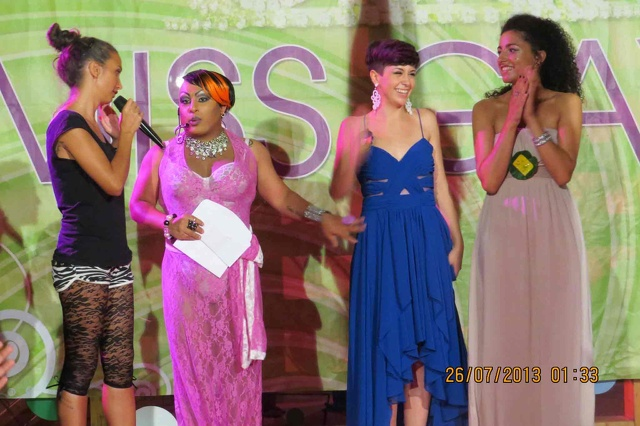 E' Ilaria Minischetti Miss Gaya 2013