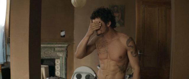 Orlando Bloom completamente nudo in