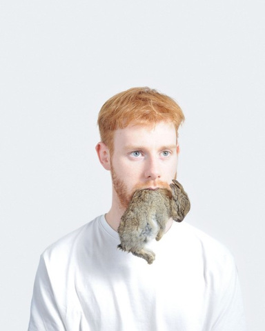 Teneramente sexy: uomini e i loro conigli