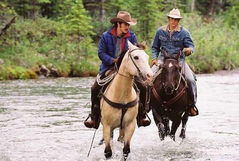 Cosa c'è di più sexy di un uomo e un cavallo?