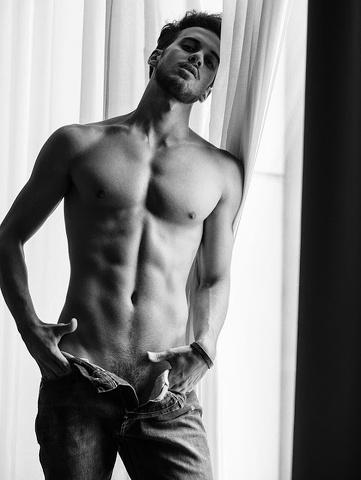 Vittorio La Fata fotografato da Serge Lee