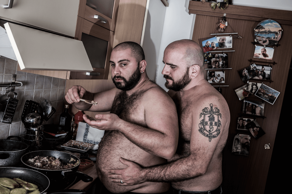 Cooking with the Bears: sotto l'albero il cookbook definitivo