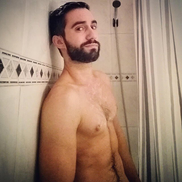 shower challenge hiv