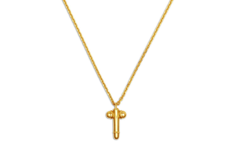 Tom Ford diventa blasfemo: il crocifisso a forma di pene