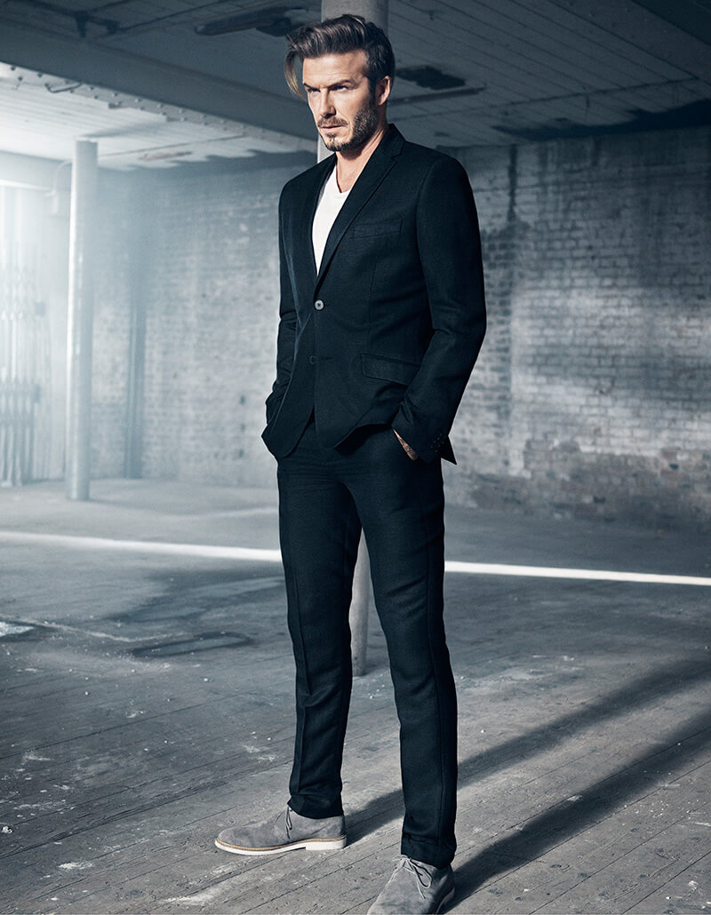Un David Beckham da urlo per H&M: tutte le immagini