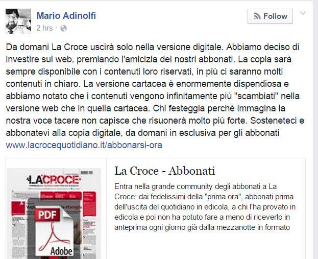 Adinolfi: