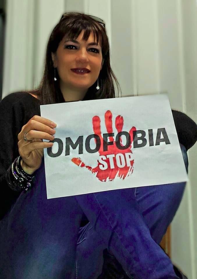 Alba Parietti, Vladimir Luxuria e gli altri che dicono #omofobiastop