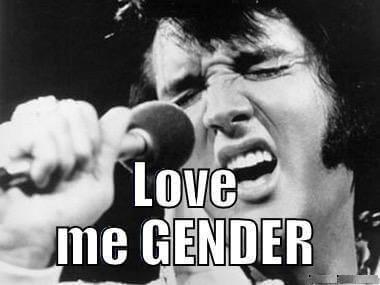 Ti voglio bene GENDER: la gallery con i meme più divertenti