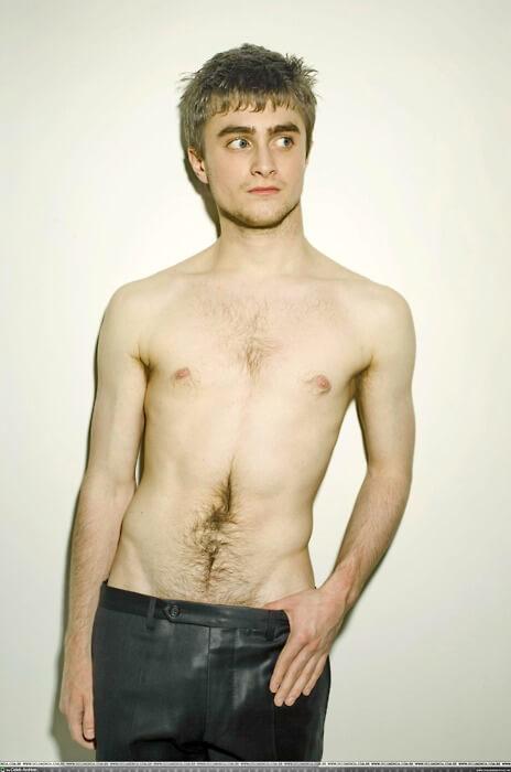 Daniel Radcliffe: da Hogwarts a miglior fondoschiena del 2015