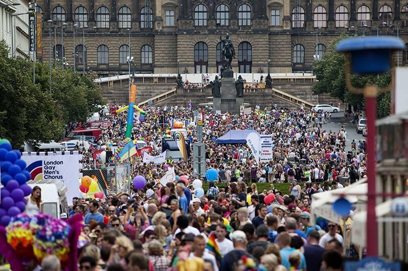 L'orgoglio in Repubblica Ceca: il pride di Praga raddoppia! - GALLERY