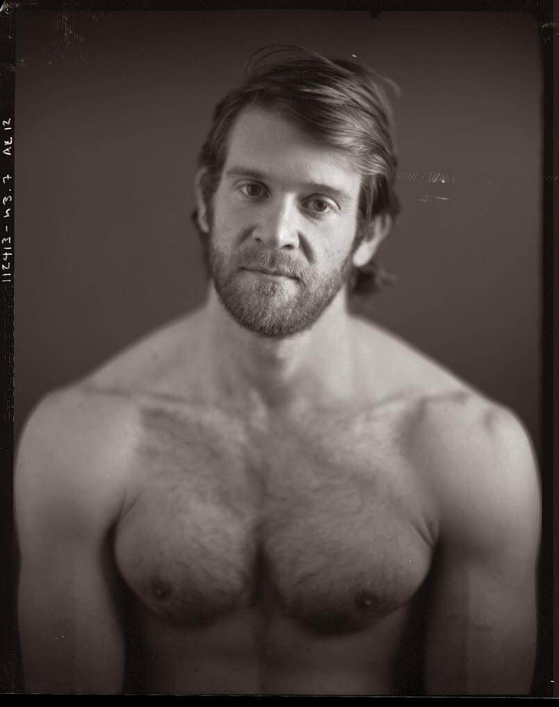 Colby Keller, porno star comunista. La gallery.