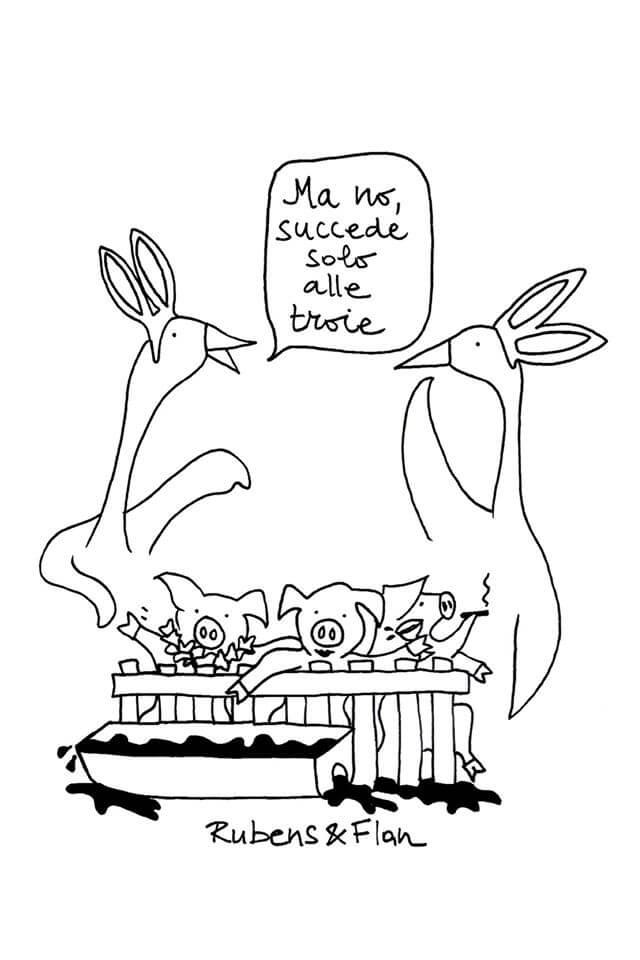 I Conigli Bianchi contro lo stigma sull'HIV