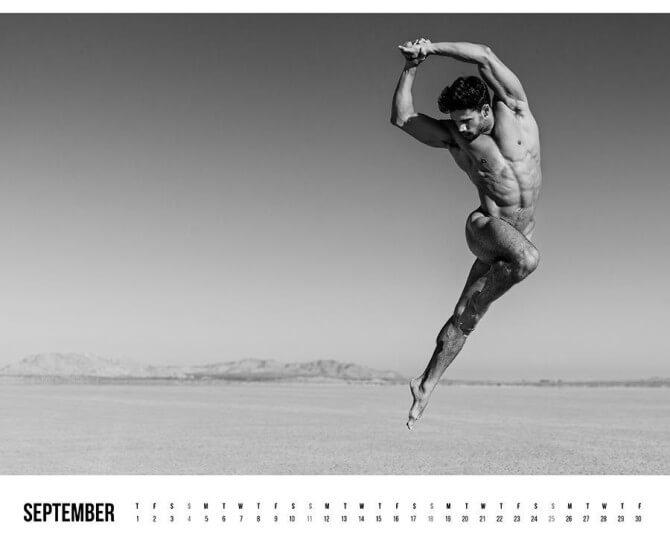 Willie Gomez 2016: il calendario del ballerino (bono) di Britney