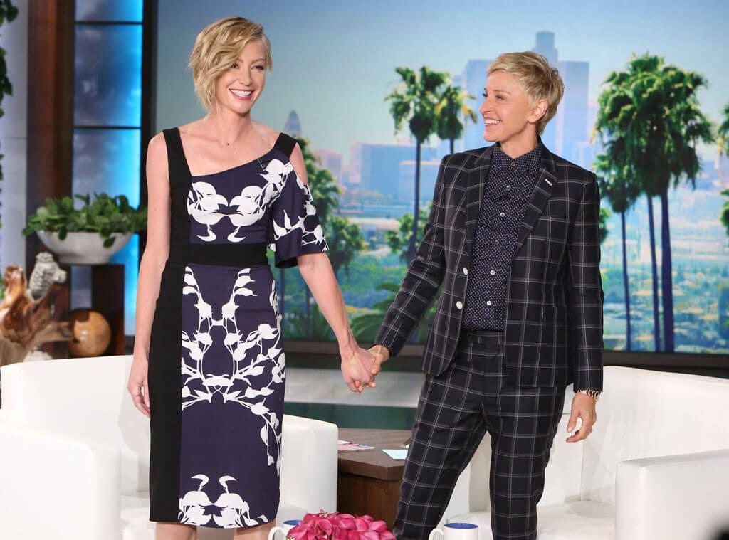 Ellen DeGeneres vuole che la moglie lasci