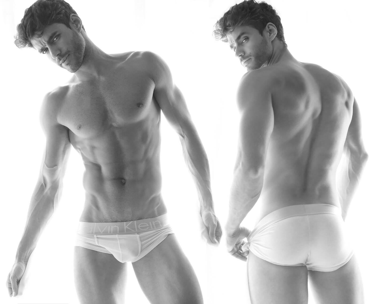 Il modello Caio Cesar è super sexy negli scatti di Marco Ovando