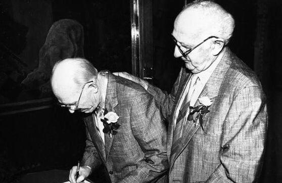 Axel and Eigil: 26 anni fa, nel registro delle Unioni Civili - GALLERY
