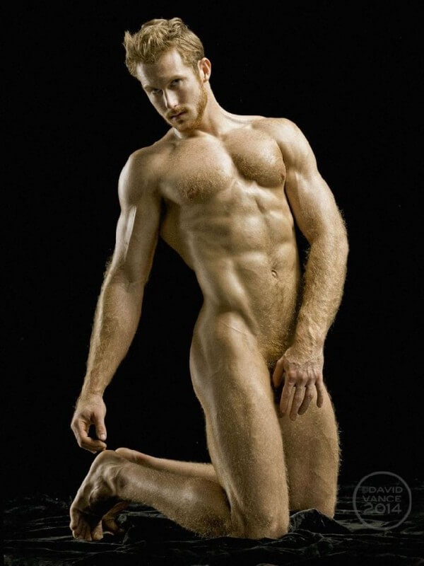 Kevin-Selby-ginger-model--naked