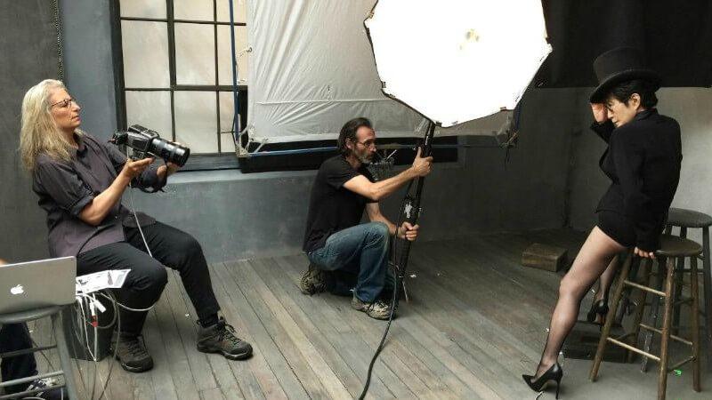Annie Leibovitz e Donne con carisma per il Calendario Pirelli 2016