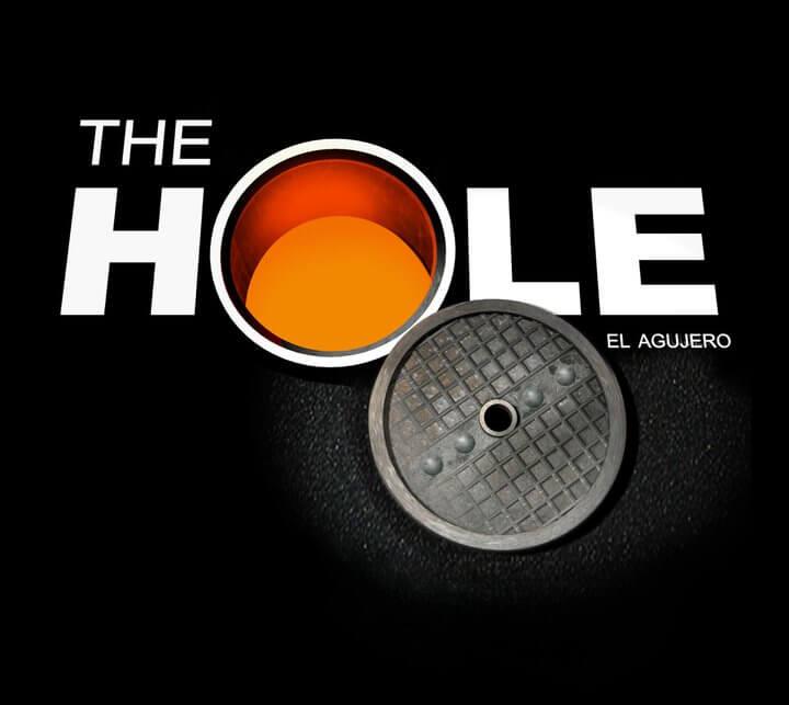 The_Hole_spettacolo_milano_locandina
