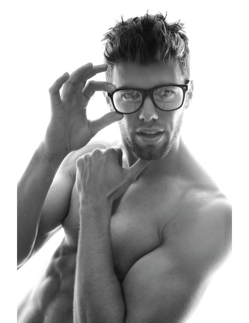 America's Next Top Model: il fascino americano di Ben Schreen